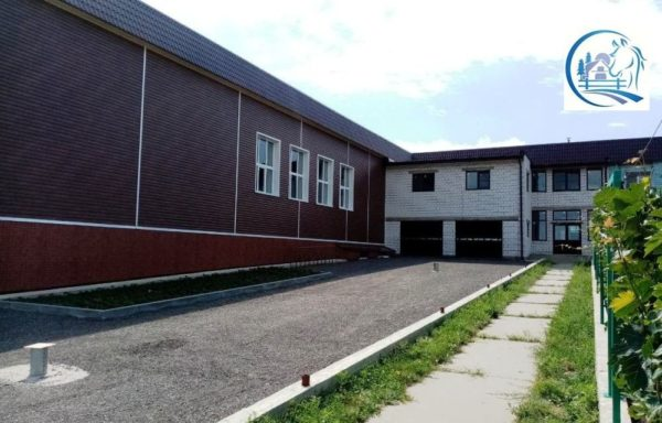 Warehouse for sale in Russia (can be used for production, processing, packing)