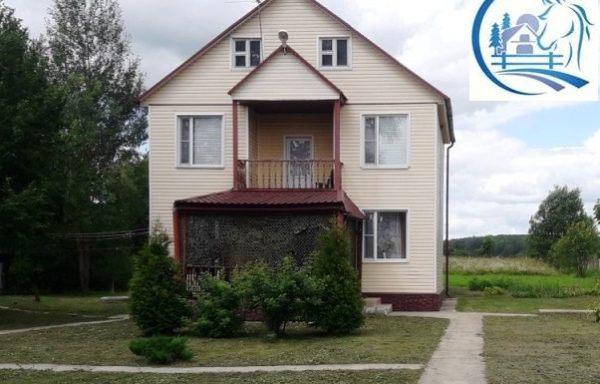 Rural house for sale in Russia
