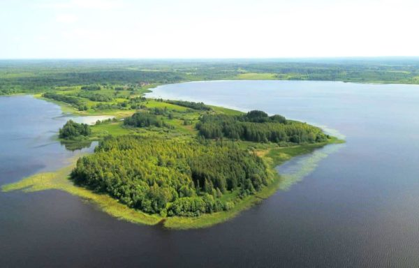 Peninsula for sale in Russia – Tver region