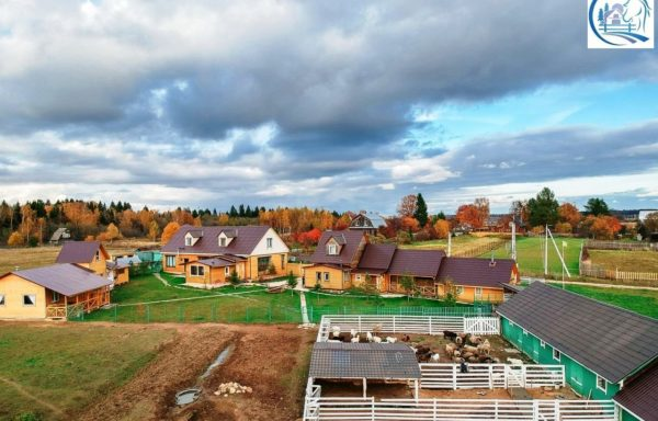 Ecological farm for sale in Russia – Moscow region