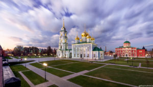Tula city